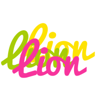 Lion sweets logo