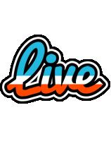 Live america logo