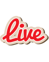 Live chocolate logo