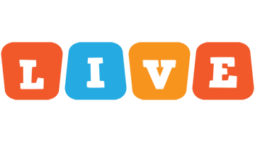 Live comics logo