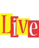 Live errors logo