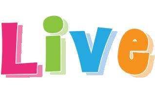 Live friday logo