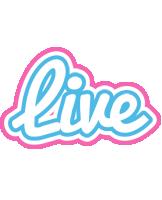 Live outdoors logo