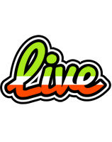 Live superfun logo