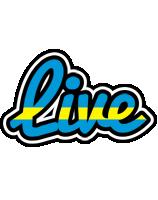 Live sweden logo