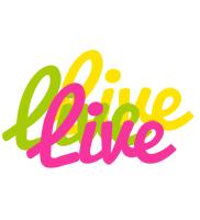 Live sweets logo