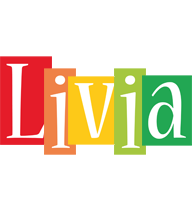 Livia colors logo