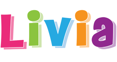 Livia friday logo