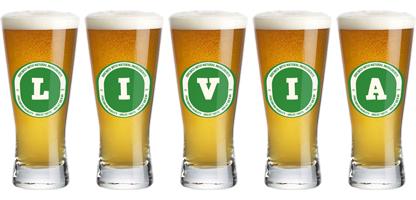 Livia lager logo