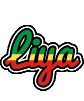 Liya african logo
