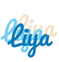 Liya breeze logo