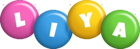 Liya candy logo