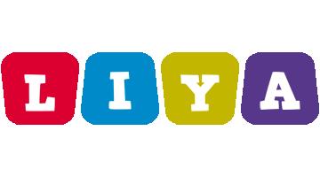 Liya daycare logo