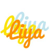 Liya energy logo