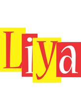 Liya errors logo