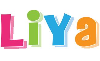 Liya friday logo
