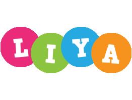 Liya friends logo