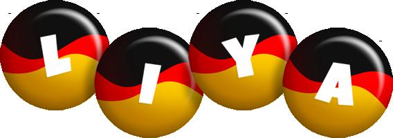 Liya german logo