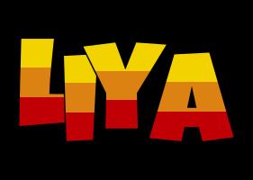Liya jungle logo