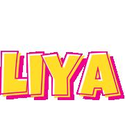 Liya kaboom logo