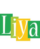Liya lemonade logo