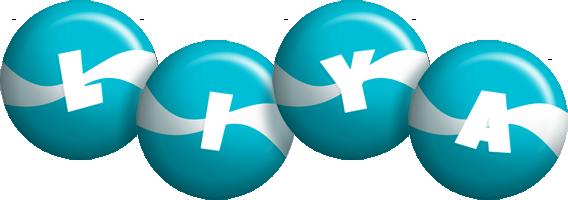 Liya messi logo