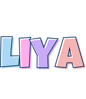 Liya pastel logo