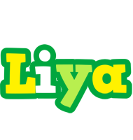 Liya soccer logo