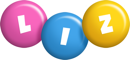 Liz candy logo