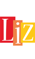 Liz colors logo