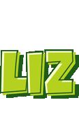Liz summer logo