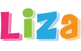 Liza friday logo