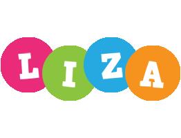Liza friends logo