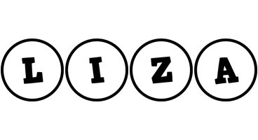 Liza handy logo