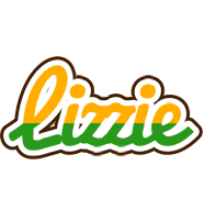 Lizzie banana logo