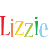 Lizzie birthday logo