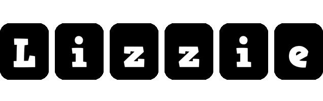 Lizzie box logo