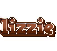 Lizzie brownie logo