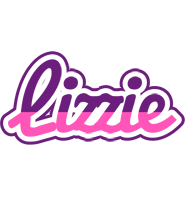 Lizzie cheerful logo