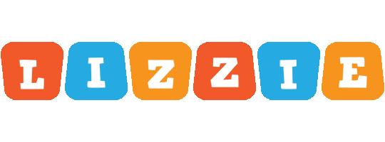 Lizzie comics logo