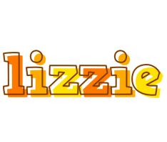 Lizzie desert logo