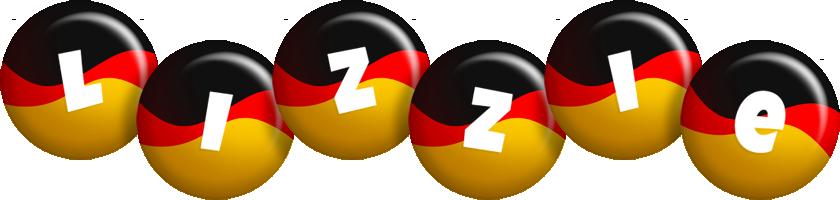 Lizzie german logo