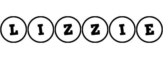 Lizzie handy logo
