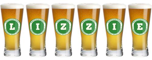 Lizzie lager logo