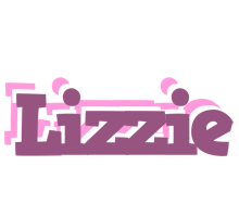 Lizzie relaxing logo