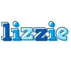 Lizzie sailor logo