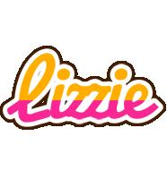 Lizzie smoothie logo