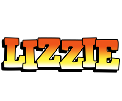 Lizzie sunset logo