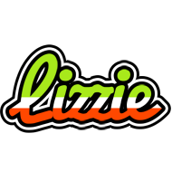 Lizzie superfun logo