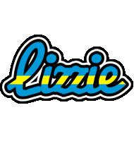 Lizzie sweden logo